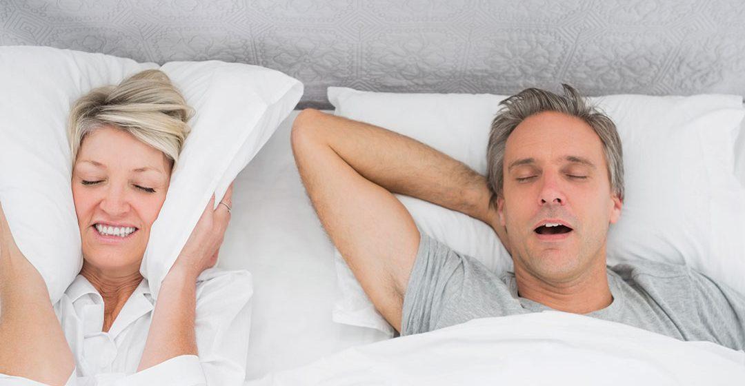Snorker din partner?